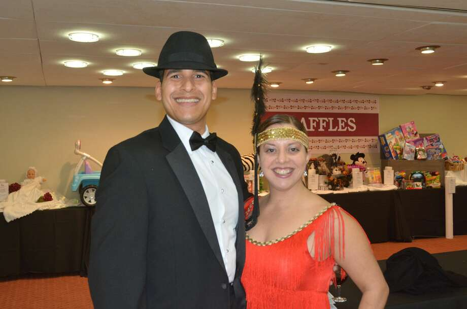 The 14th annual Festival of Trees holiday event was held at the Matrix Center in Danbury on November 17 –20, 2016. The Festival of Trees benefits Ann's Place, a non-profit community organization offering support to those affected by cancer.  The weekend kicked off with a roaring 20s opening night party on November 17. Guests enjoyed vintage cocktails, dinner and dancing. Were you SEEN on opening night? Photo: Vic Eng / Hearst Connecticut Media Group