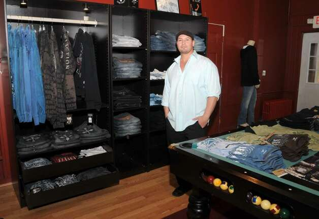 Men's clothing stores are popping up all over the world. High-end