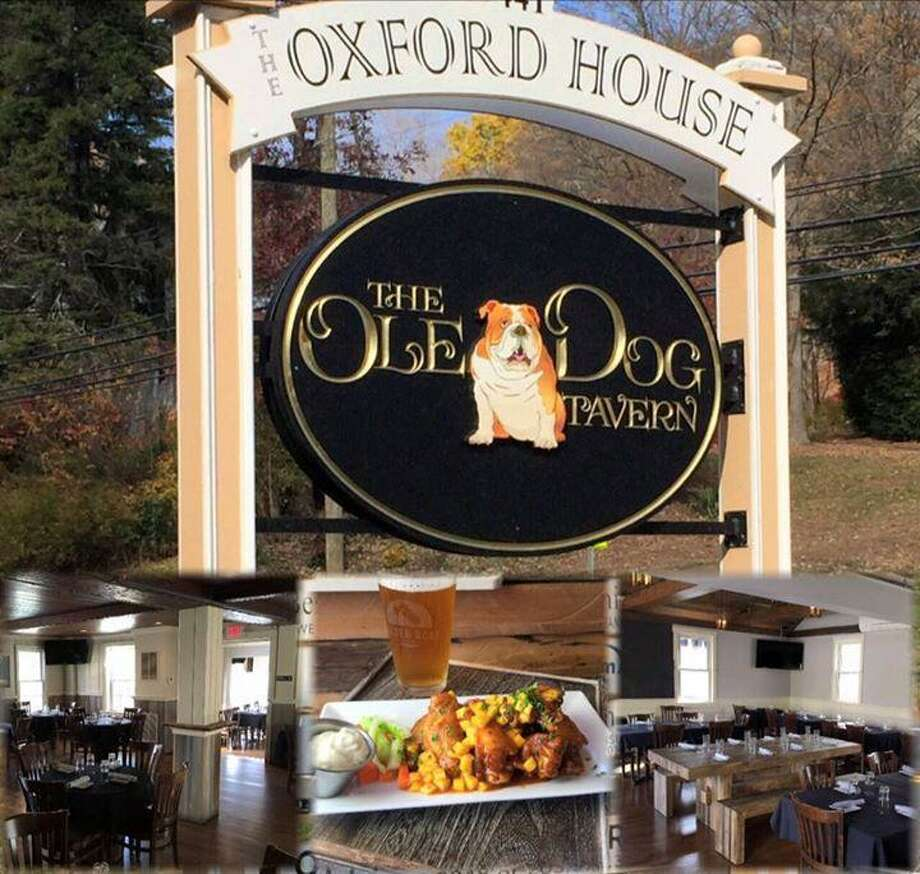 Oxford's newest restaurant, The Ole Dog Tavern, opened on Nov. 13, 2016 in the historic Oxford House on Route 67. Photo: /