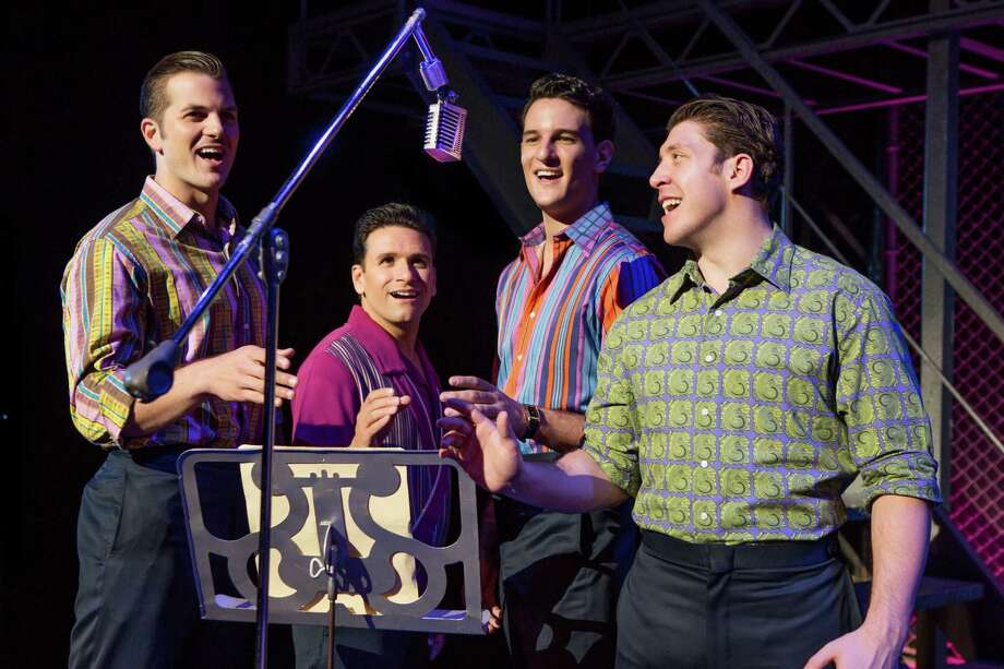 """Jersey Boys"" outlines the evolution of the renowned pop group, Frankie Valli & the Four Seasons, during the 1950's and beyond. The show has its final performances Nov. 20 at 2 and 7:30 p.m. / Photo: Jeremy Daniel  (Instagram @JeremyDanielPhoto)"
