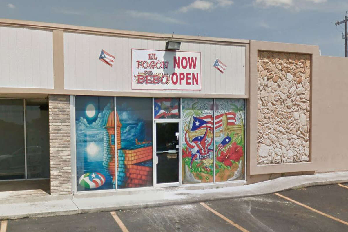 El Fogon del Bebo Restaurant: 4403 Rittiman Road, San Antonio, Texas 78218Date: 03/09/2017 Score: 76Highlights: Inspector observed employee touch waste bin then touch prepared plantains, no soap available at kitchen hand washing sink, employee's unlit cigarillo was stored near to-go containers, inside of freezer had debris buildup/pooled and frozen liquid, cold unit to the right of the stove had a damaged lid.