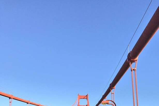 Traffic on the Golden Gate Bridge came to a standstill after a two vehicle accident left one person injured, officials said.