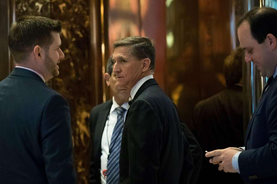 Michael Flynn believes the Islamic State group poses an existential threat on a global scale. Photo: Drew Angerer, Getty Images