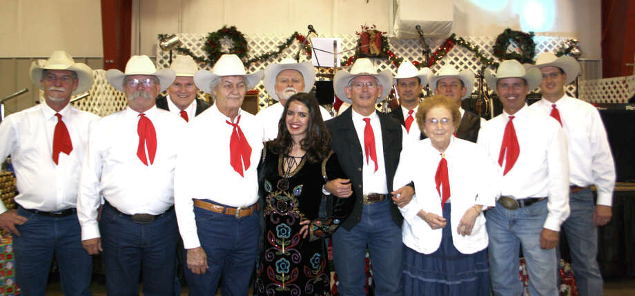 wendell sollis and the sidekicks all star band will be featured performers at the cowboy - Cowboy Christmas Ball