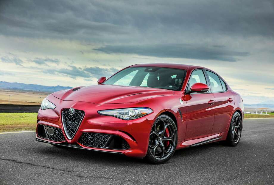 2017 Alfa Romeo Giulia Quadrifoglio - Car of Texas Photo: Alfa Romeo
