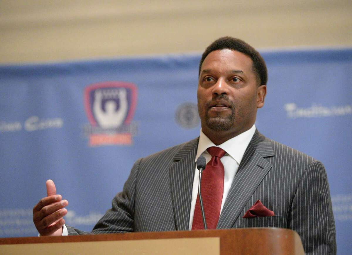 """Texas A&M's Kevin Sumlin says """"boosters and influencers"""" are big hurdles for black coaches."""