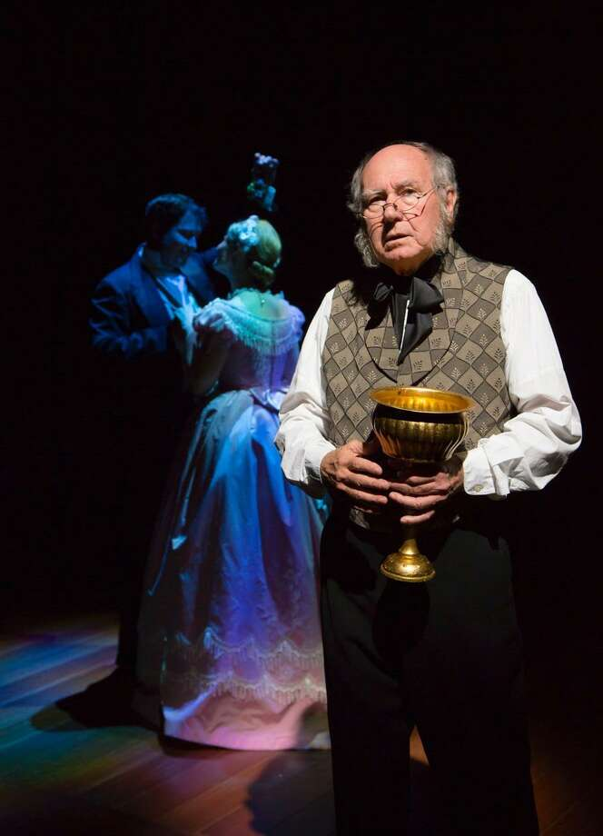 "Bill Raymond as Ebenezer Scrooge in ""A Christmas Carol"" at Hartford Stage Friday, Nov. 25, through Friday, Dec. 30. This will be the veteran actor's last year as Scrooge after 17 seasons in the role. Photo: T. Charles Erickson / Contributed Photo"