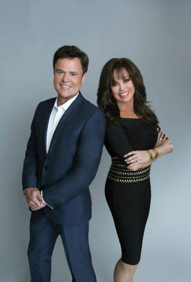 Donny Osmond and his sister, Marie, perform two shows at the Grand Theater at Foxwoods on Saturday, Nov. 26, and a third show on Sunday, Nov. 27. Photo: Robert Adam Mayer / Contributed Photo / © Robert Adam Mayer