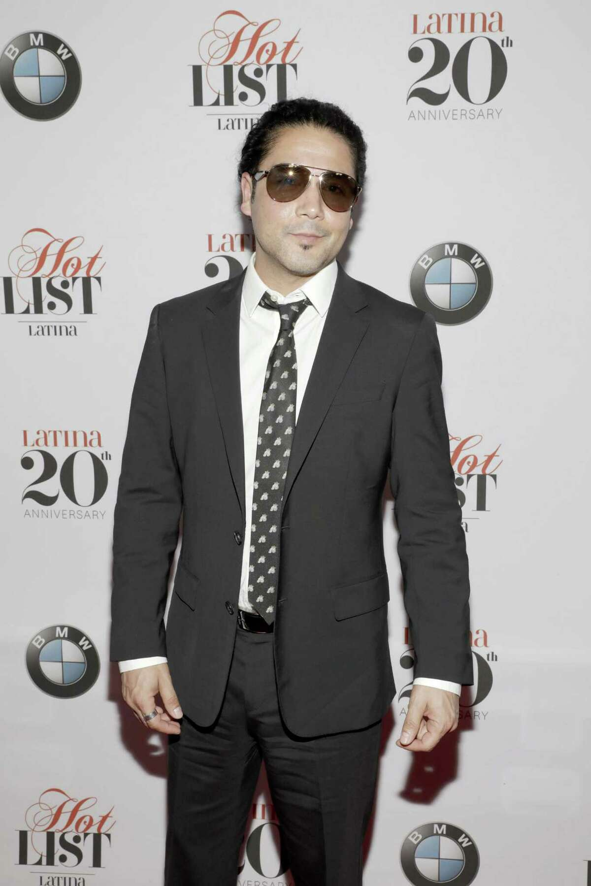 LOS ANGELES, CA - NOVEMBER 02: Musician Chris Perez attends Latina's 20th Anniversary celebrating The Hollywood Hot List Honorees at STK on November 2, 2016 in Los Angeles, California. (Photo by Rachel Murray/Getty Images for Latina Magazine)