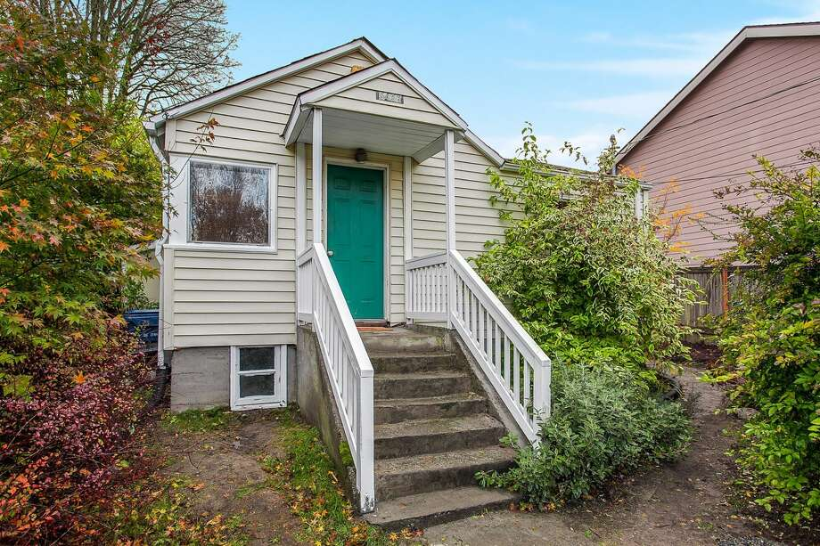 The First Home, 5456 18th Ave. S.W., Is Listed For $285,000. The