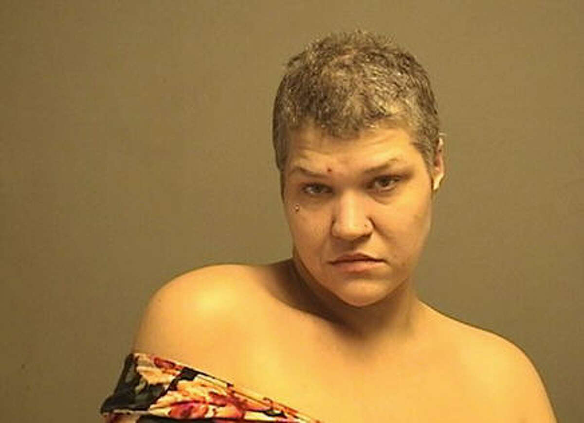 Crystal Hotlosz, 36, was arrested Nov. 14, 2016, during a prostitution investigation by the Beaver Police Department in the Youngstown area. She allegedly agreed to sex with an undercover officer in exchange for $50 and a plate of nachos. (Beaver, Ohio, Police Department) Click through the gallery to see others arrested in a South Texas sting