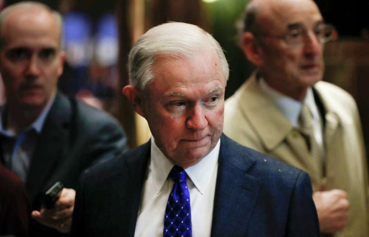 """Alabama Sen. Jeff Sessions has called marijuana """"dangerous,"""" and blasted President Barack Obama for not taking a tougher stance against legalization."""
