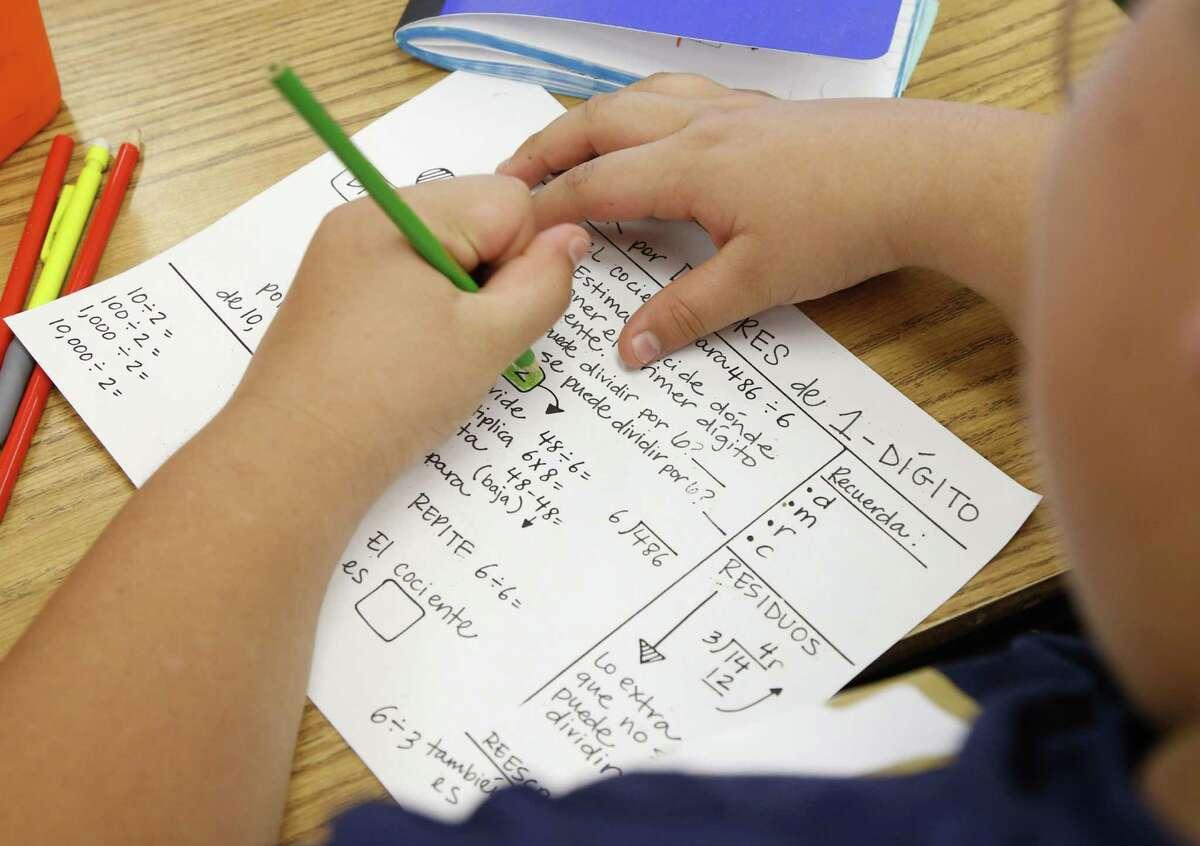 49. Bonham Academy: B San Antonio ISD Composite index percentile:61.9 Source:Children At Risk