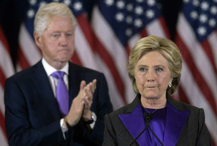 After presidential candidate Hillary Clinton's concession, Democrats must consider  ideological differences in their party, along with their weak bench of congressional candidates. Photo: Olivier Douliery /Abaca Press / Abaca Press