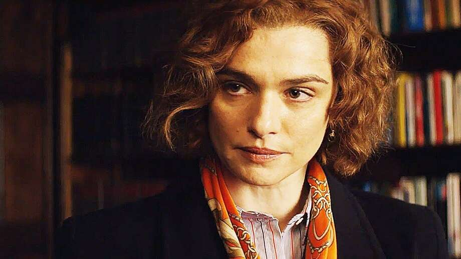 Rachel Weisz plays a Jewish-American historian accused of libel. Photo: Contributed Photo / Connecticut Post Contributed