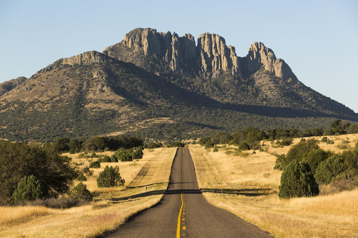 This West Texas Mountain Is Preserved Forever