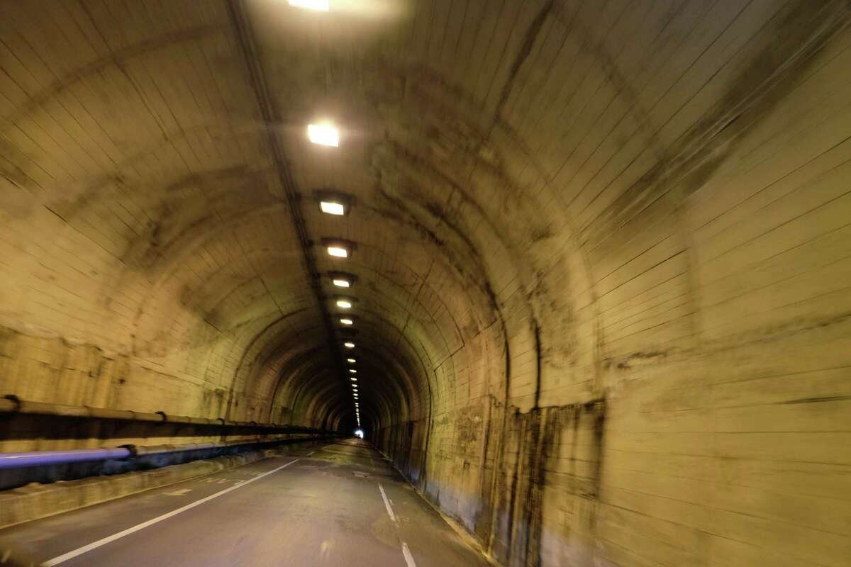 The tunnel is expected to reopen in early May.