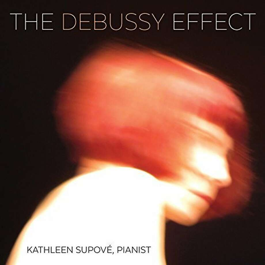 "Kathleen Supové, ""The Debussy Effect"" Photo: New Focus Recordings"