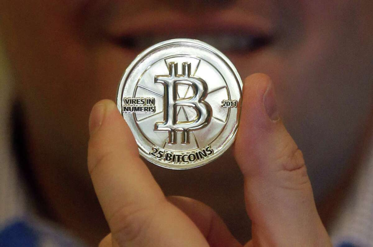 Bitcoin is an online currency that allows people to make one-to-one transactions, buy goods and services and exchange money across borders without involving banks, credit card issuers or other third parties.