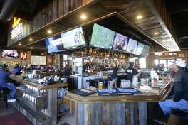 Little Woodrow's Bar and Restaurant located in the Borgata shopping center near C.J. Kelly Park and Lowe's photographed Saturday, Nov. 19, 2016. James Durbin/Reporter-Telegram