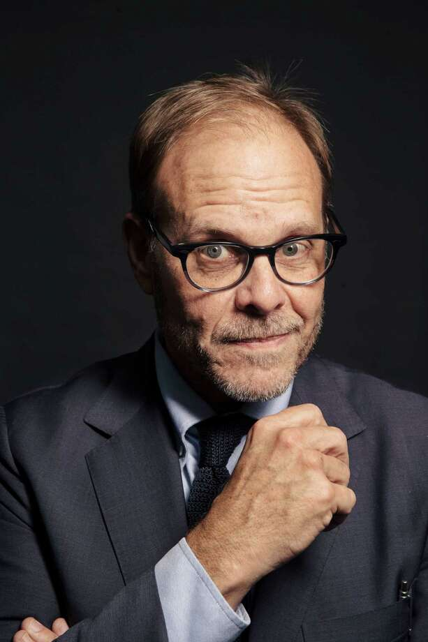 This fall, Alton Brown has an eighth cookbook and a Broadway show. Photo: Victoria Will, INVL / Invision