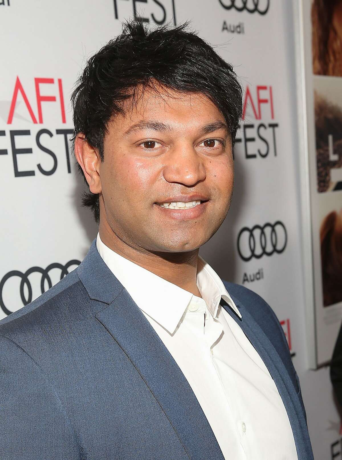 LOS ANGELES, CA - NOVEMBER 11: Author Saroo Brierley attends the premiere of The Weinstein Company's 'Lion' at AFI Fest 2016 on November 11, 2016 in Los Angeles, California. (Photo by Jesse Grant/Getty Images for TWC-Dimension)