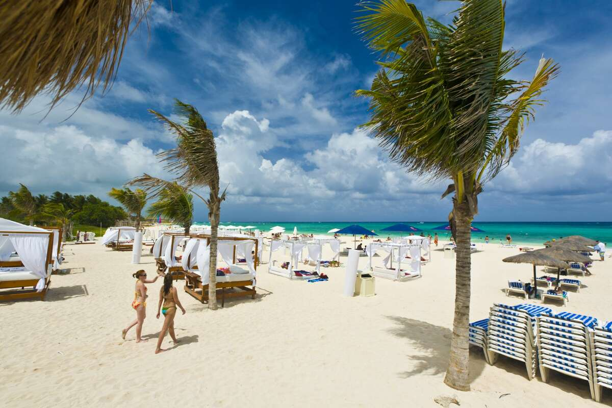 The safest places in Mexico to visit A new report by theMilwaukee Journal Sentinel alleges that dozens of travelers were served tainted alcohol at resorts near Cancun and Playa del Carmen. Click through to view the safest cities in Mexico to travel to,according to the U.S. State Department.
