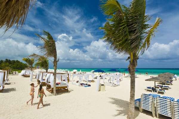7) Grand Velas Riviera Maya     Where: Playa del Carmen, Mexico