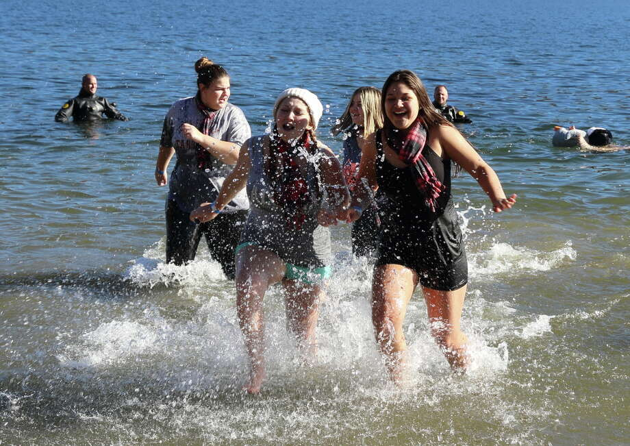 Were you Seen at the 10th Annual Lake George Polar Plunge, a benefit for Special Olympics NY held at Shepard's Park Beach, Lake George,  on Saturday, Nov. 19, 2016?Gary McPherson - McPherson Photographyhttps://www.facebook.com/LakeGeorgePlunge/ Photo: Gary McPherson - McPherson Photography