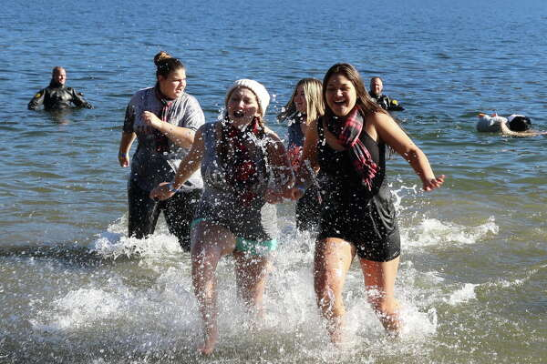 Were you Seen at the 10th Annual Lake George Polar Plunge, a benefit for Special Olympics NY held at Shepard's Park Beach, Lake George,  on Saturday, Nov. 19, 2016?  