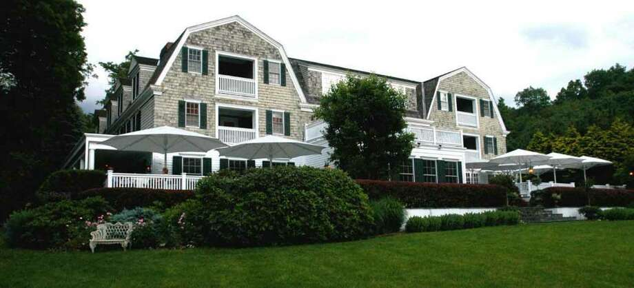 The Mayflower Inn, in Washington, Ct. Photo: Norm Cummings / The News-Times