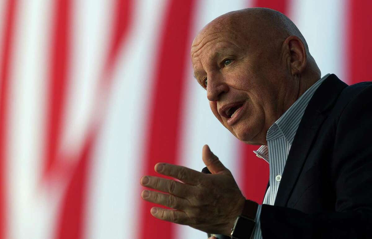 """U.S. Rep. Kevin Brady is ready to dismantle Obamacare, but has dismissed the charge that Republicans are poised to dump millions of newly covered Americans from insurance rolls, calling it """"the new big lie in health care."""""""