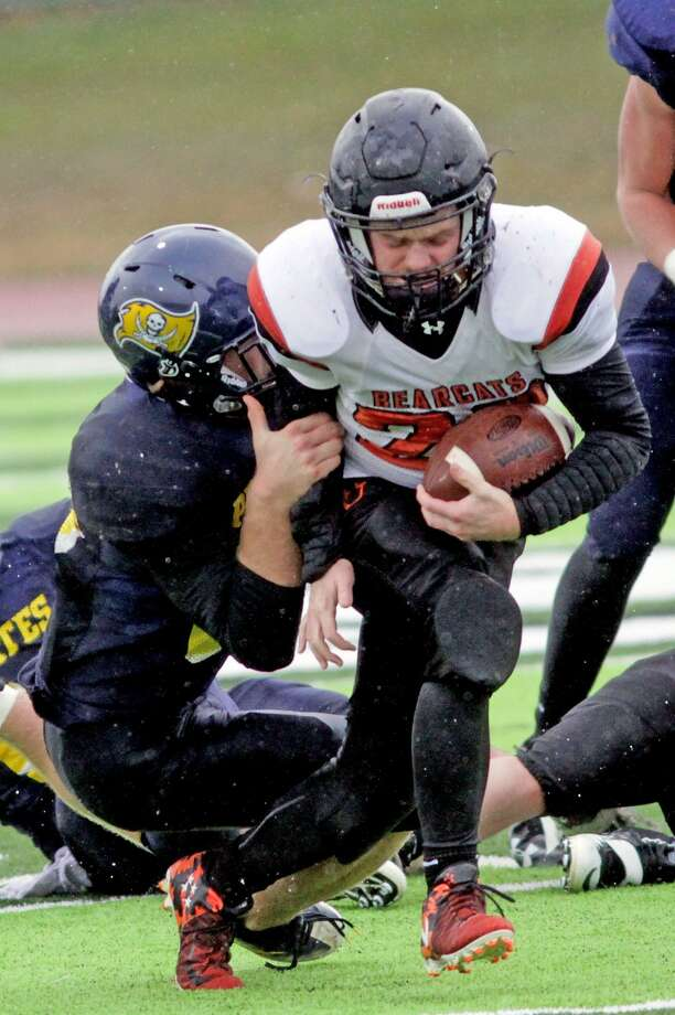 Pewamo-Westphalia 34, Ubly 16 Photo: Paul P. Adams/Huron Daily Tribune
