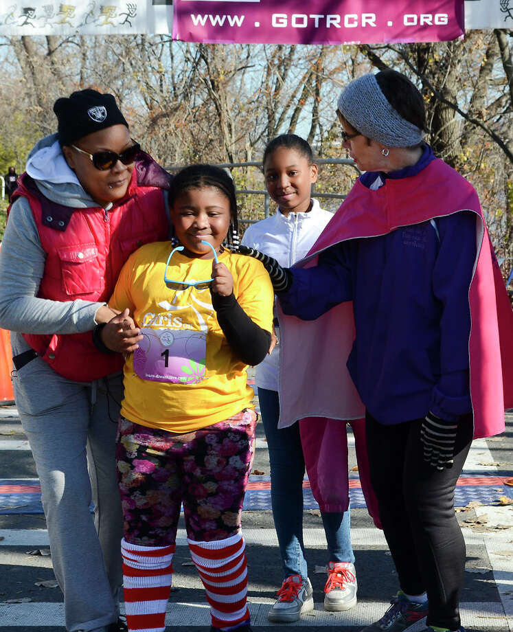 Were you Seen at the Girls on the Run Fall 2016 5k Celebration at the Corning Preserve Boat Launch in Albany on Saturday, Nov. 19, 2016?