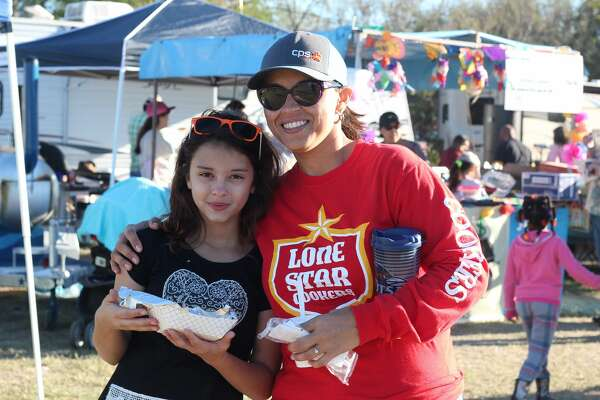 CPS Energy's third annual GrillsGiving served up helpings of brisket, chicken and rips by more than two dozen pit master teams at Mission County Park Saturday, Nov. 19, 2016. The event benefited the CPS Residential Energy Assistance Partnership.