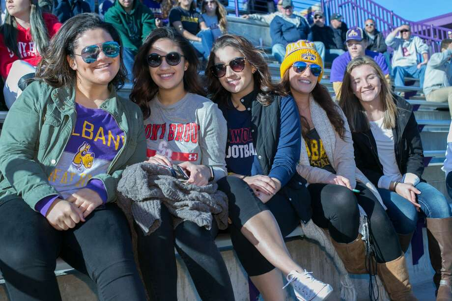 Were you SEEN at the Albany football home game against Stony Brook at Tom and Casey Stadium on the Albany Campus on Saturday, Nov. 19, 2016? Photo: Erin Nagy