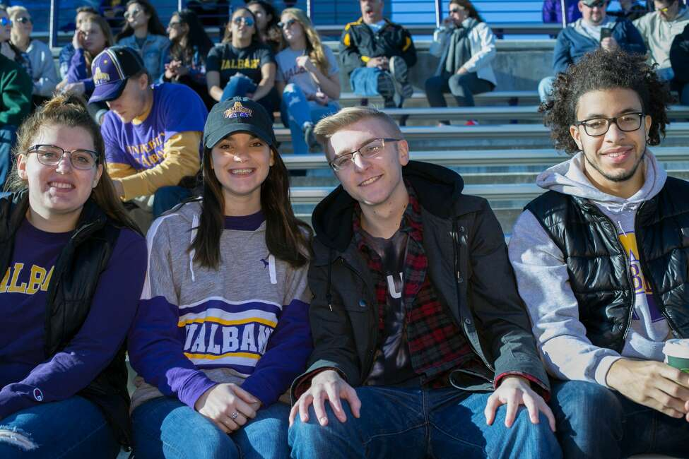 Were you SEEN at the Albany football home game against Stony Brook at Tom and Casey Stadium on the Albany Campus on Saturday, Nov. 19, 2016?