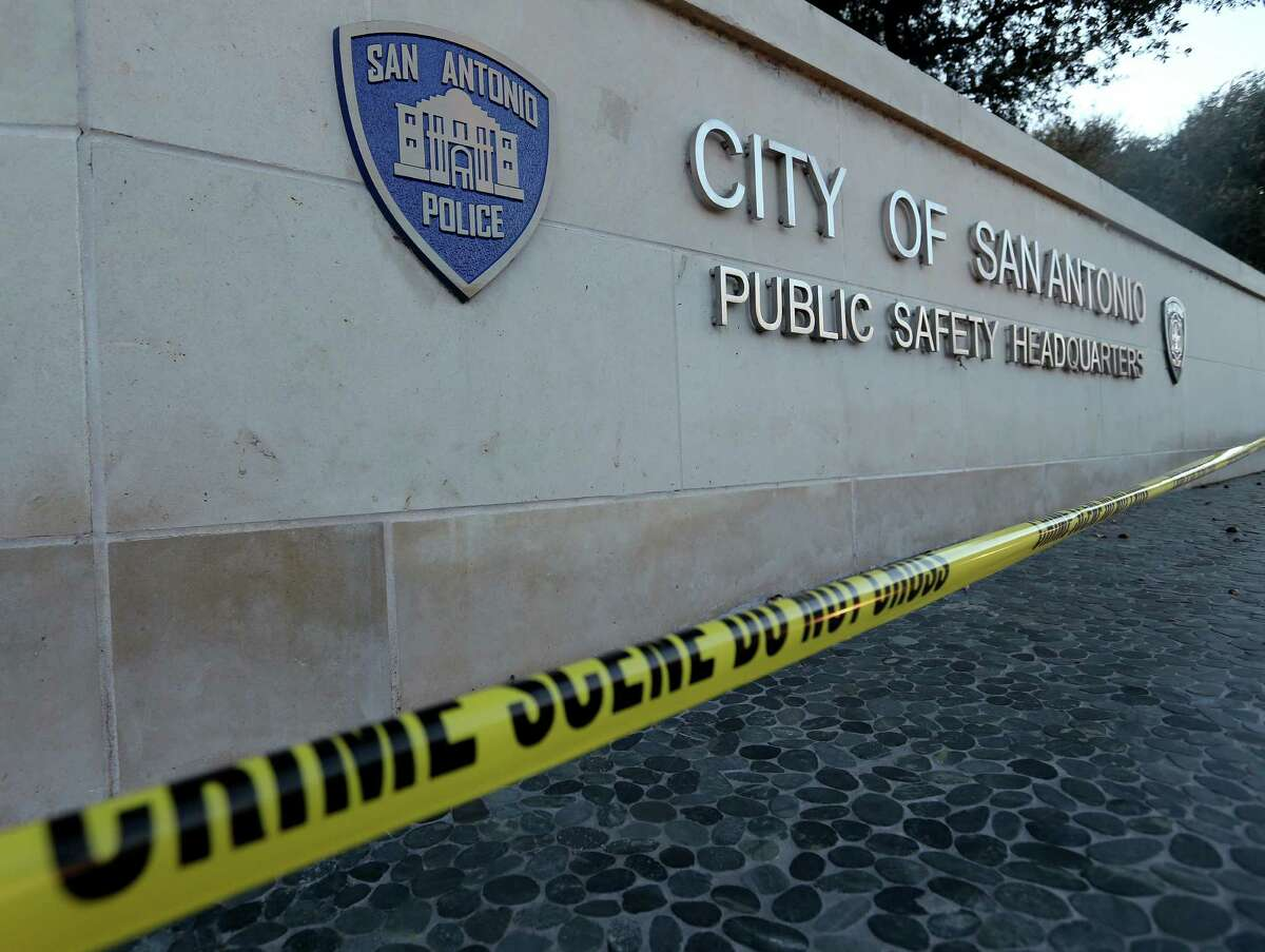 San Antonio Police Department headquarters