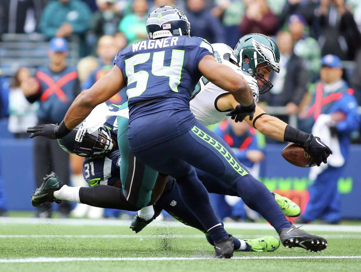 BIGGEST STORYLINES HEADING INTO CAMP?  2. Bobby Wagner still doesn't have a new contract  All-Pro middle linebacker Bobby Wagner, who's entering the last year of his current contract, still doesn't have a new deal. The belief is that it could get done in the hours before training camp begins Thursday, or soon thereafter.  Wagner in the offseason didn't participate in team workouts or activities with contract negotiations ongoing, but he was present to support his teammates. He'd likely take a similar approach until a deal gets done.  The expectation is that Wagner's new deal will top the inside linebacker market. C.J. Mosley most recently set the standard in the spring with his five-year deal worth $85 million ($51 million guaranteed) with the New York Jets.