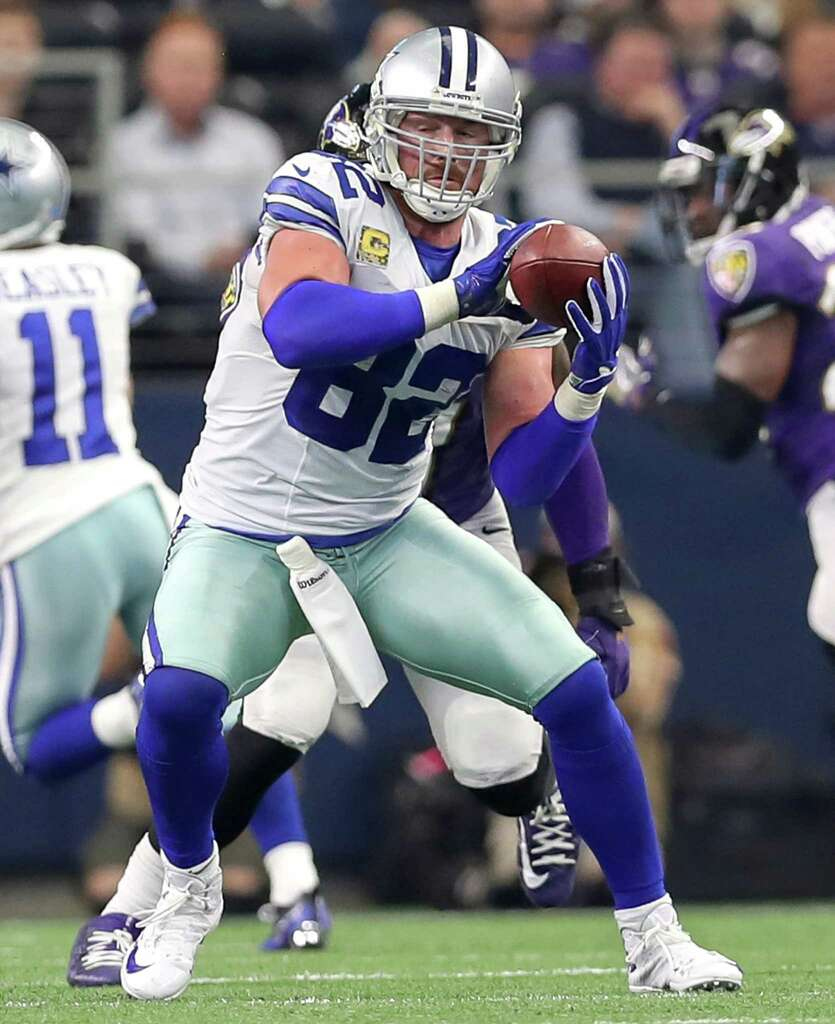 Cowboys sign TE Jason Witten to 4 Year contract extension San
