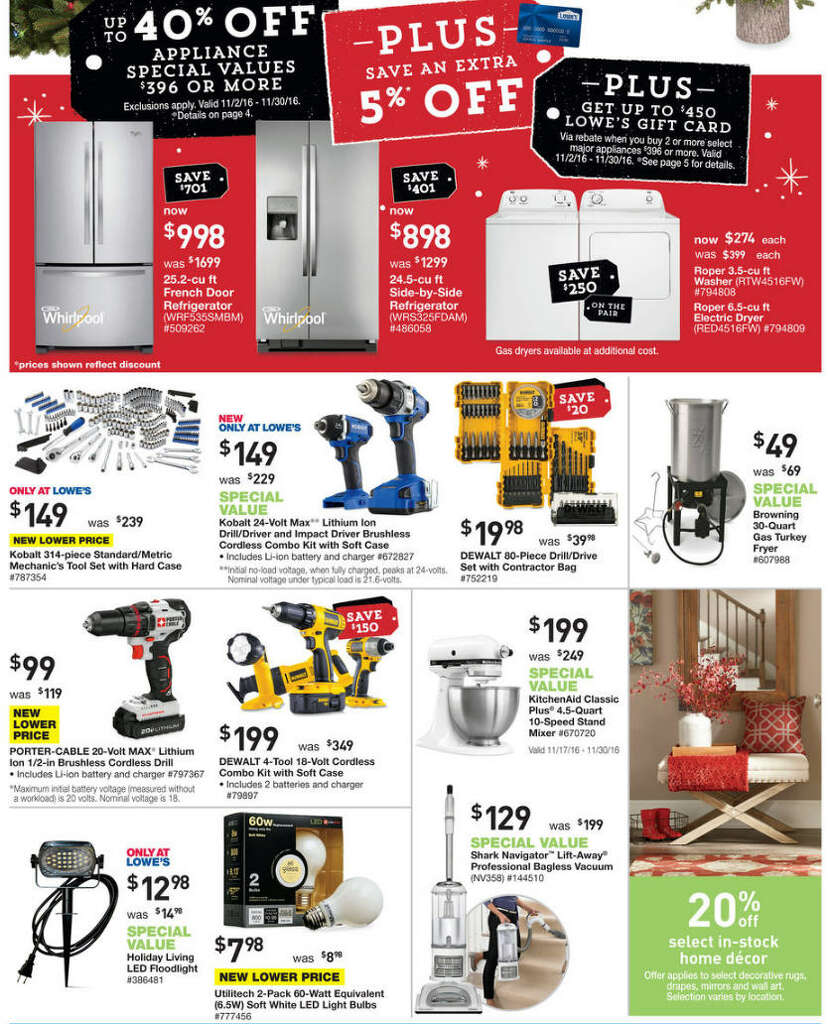 Best of Black Friday deals released from Walmart, Target, Sears ...