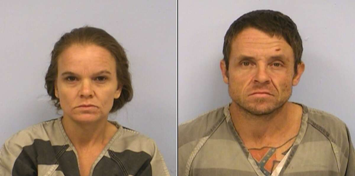 Brother and sister Childers Jake Russell andMcBride Dusty Lynn were recently arrested after Childers assaulted a state game warden and fled with the help of his sister.