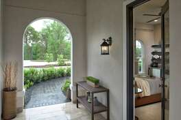 Toll Brothers features its casita option in its Vanguard design model home at NorthGrove at Spring Creek in Magnolia.