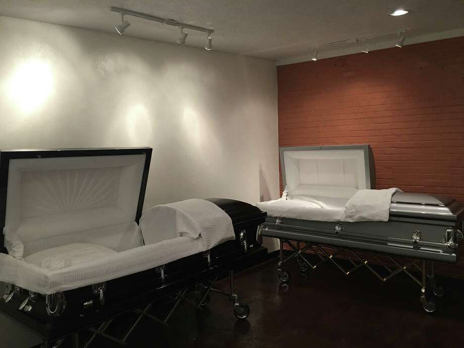 Coleman's Family Mortuary opened in November 2016 in Woodville. Pictured is the viewing room. Photo: Coleman's Family Mortuary