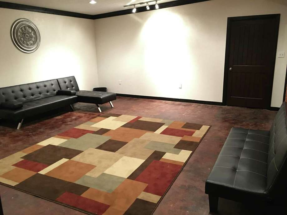 Coleman's Family Mortuary opened in November 2016 in Woodville. Pictured is the family lounge. Photo: Coleman's Family Mortuary