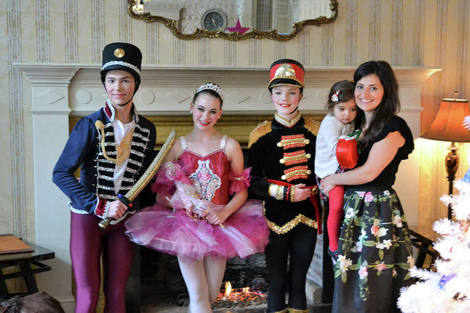Were you Seen at the Annual Nutcracker Tea, a benefit for SPAC's arts education programs, held at the Hall of Springs in Saratoga Springs on Sunday, Nov. 20, 2016? Photo: Amy Sell