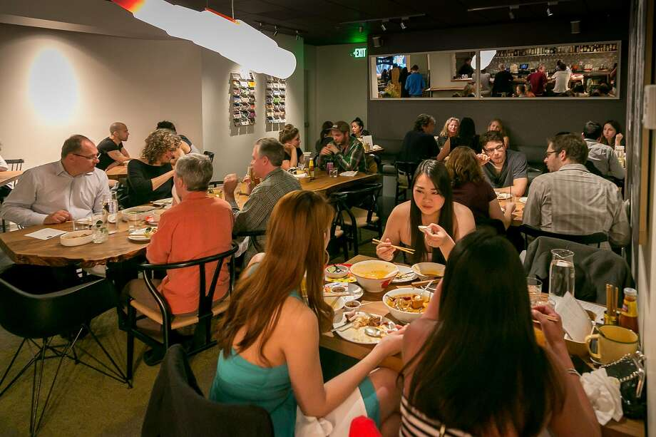 Kin Khao in San Francisco is a top bet for Thai food. Photo: John Storey, Special To The Chronicle