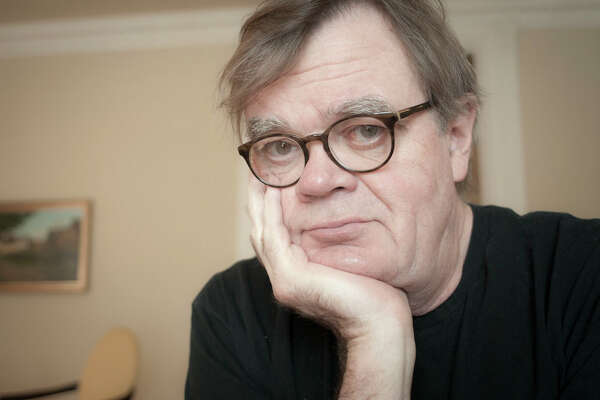 Garrison Keillor is an author and radio personality.
