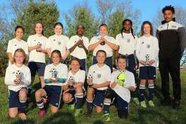The Wilton U-11 Gold team won the league championship in the Fairfield County Youth Soccer League.