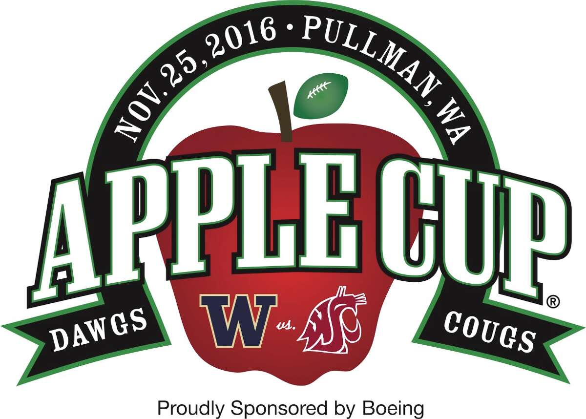 The Apple Cup is a big deal when two ranked teams are playing for a conference championship.